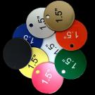 Plastic Discs & Tags