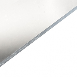 Silver Mirrored Acrylic Sheets
