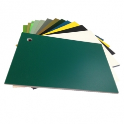 Matt Dark Green Micro Laminate