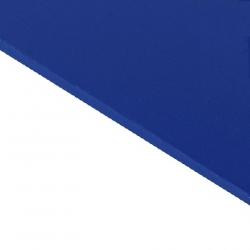 Reverse Laminate Gloss Clear Surface, Blue Base