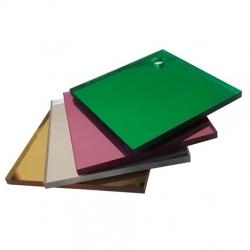 Green Acrylic Mirror 3mm
