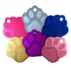 Coloured Large Paw