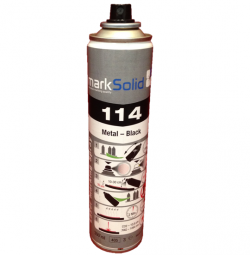 markSolid 114 Laser Metal Marking Spray