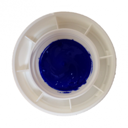 Blue Acrylic Infill Paint