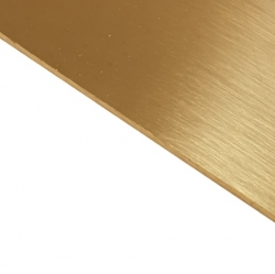 CZ120 Polished Engravers Brass Sheets