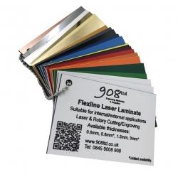 Assorted Flexline Laminate Sample Swatch