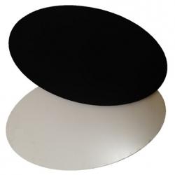 Large Plastic Ovals