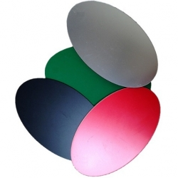 Medium Plastic Ovals