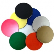 Plastic Discs, 38mm (20 Pack)