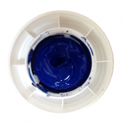 Dark Blue Acrylic Infill Paint