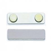 Metal Badge Magnet
