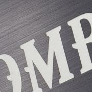 Flexline Metallic Grey Engraved