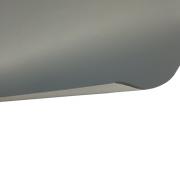 Laserfoil Metallic Silver Surface, Black Base