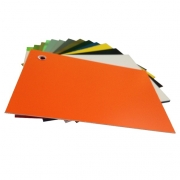 Matt Orange Micro Laminate