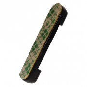 Badge Pin Tartan Backing