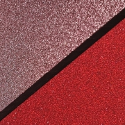 Glitter Acrylic, Sparkling Pink & Red