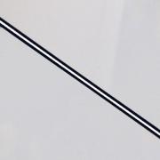 External Laminate 3ply Gloss White/Black/Matt White
