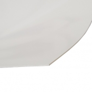 Gloss White Modelling Acrylic Sheet